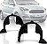ParaBarro/Lameiro Dianteiro Para Ford Ka - 2014 a 2017 - Lado ESQUERDO - Imagem 2