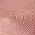 Lugar Americano de Plástico Fresno Espiral Rosa 38cm - Imagem 3