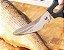 "Tesoura de Cozinha Tramontina Inox 8"" Supercort Ônix  - Imagem 4"