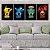 Kit 4 Placas Pokemon Game Boy Art - Imagem 1
