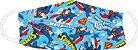 Kit com 3 Mascaras Infantis, Patrulha Canina/Pocoyo/superman - Imagem 2
