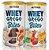 Grego Bites Lata (6 unidades de cada sabor) - barra de proteina Nutrata - Imagem 3