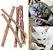 Kit com 10 unidades de Tronquinhos - Matatabi/Silver Vine - Imagem 1