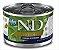 Lata N&D Prime Cão Adulto Cordeiro E Blueberry 140g - Imagem 1