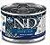 Lata N&D Ocean Cão Adulto Salmão E Bacalhau 140g - Imagem 1