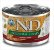 Lata N&D Ancestral Grain Cão Adulto Frango E Roma 140g - Imagem 1