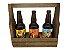 KIT Cherokee 3 Cervejas + Caixa Madeira - Imagem 1