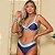 Conjunto Biquíni Azul Marinho 2174 e 1105 - Imagem 1