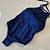 Maiô Body Cruzado Costas Azul Marinho 4057 - Imagem 3