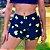 Short Feminino Tactel Basic Limãozinho 5071 - Imagem 1