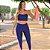 Conjunto Fitness Azul Marinho 10059 e 11011 - Imagem 1