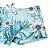 Sunga Boxer Kids Azul Flor Branca 3017 - Imagem 2