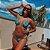 Conjunto Biquini  Azul Coqueirinho 2069 e 1066 - Imagem 7