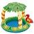 Mor Banheira Tropical 45L - Imagem 1