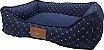 Fábrica Pet Cama Coroa Azul Marinho M - Imagem 5
