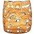 Fralda ecológica zebrinhas - Imagem 1