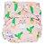 Fralda Lhamas e Cactos com absorvente - Imagem 1