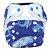 Fralda Ecológica Diurna Pocket Mayaru Constelação Baleia - Imagem 1