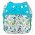 Fralda Ecológica Diurna Pocket Mayaru Aqua - Imagem 1