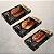 Kit Hambúrgueres Especiais ( 3 de cada ) - Imagem 1