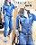 Macacão Jeans - Imagem 1