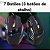 Mouse gamer x7 com fio e duplo clique - Imagem 6