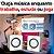 Caixa De Som Mini 2.0 D-02A USB Para PC e Notebook Preta  - Imagem 5