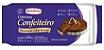 Cobertura Chocolate em Barra Confeiteiro Fracionada Mavalério Chocolate Meio Amargo 1,01Kg R.09276 Unidade - Imagem 1