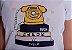 Blusa Branca com Estampa Amarelo Pandora 21172 Hapuk - Imagem 2