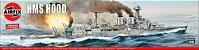 Airfix - HMS Hood - 1/600 - Imagem 1