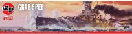 AirFix - Admiral Graf Spee - 1/600 - Imagem 1
