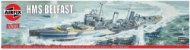 AirFix - HMS Belfast - 1/600 - Imagem 1