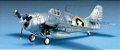 Academy - F4F-4 Wildcat - 1/72 - Imagem 3
