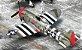 "Academy - P-47D Thunderbolt ""Gabreski"" - 1/48 - Imagem 2"