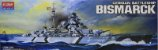 Academy - German Battleship Bismarck - 1/350 - Imagem 1