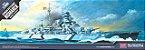 Academy - German Battleship Bismarck - 1/800 - Imagem 1