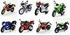 California Toys - Coleção California Cycle (Motos Sortidas) - 1/18 - Imagem 1