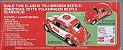 Polar Lights - Volkswagen Fusca (Coca-Cola) Snap Kit - 1/25 - Imagem 2