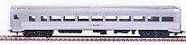 Frateschi - Vagão de Passageiros Cauda de Aço Inox RFFSA - HO - Imagem 1