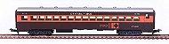 """Frateschi - Vagão de Passageiros de Segunda Classe """"Aço-Carbono"""" (Estrada de Ferro Vitória-Minas) Companhia Vale do Rio Doce - HO - Imagem 1"""