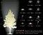 EMBUTIDO DE PISO LED 8W 10O 650 LM 2700K BIVOLT - 3639-FE-S ANTIGO IL 3532 - Imagem 4