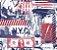 Papel de Parede Freestyle L32401- 0,53cm x 10m - Imagem 1