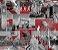 Papel de Parede Freestyle 102509 - 0,53cm x 10m - Imagem 1