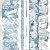 Papel de Parede Aqua Living AQ86661 - 0,53cm x 10 - Imagem 1
