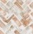 Papel de Parede Aqua Living AQ86605 - 0,53cm x 10m - Imagem 1
