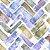 Papel de Parede Aqua Living AQ86603 - 0,53cm x 10m - Imagem 1