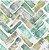 Papel de Parede Aqua Living AQ86602 - 0,53cm x 10m - Imagem 1