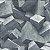 Papel de Parede Hexagone L505-01 - 0,53cm x 10m - Imagem 1