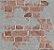 Papel de Parede Reflets L776-08 - 0,53cm x 10m - Imagem 1