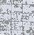 Papel de Parede Hexagone L626-09 - 0,53cm x 10m - Imagem 1